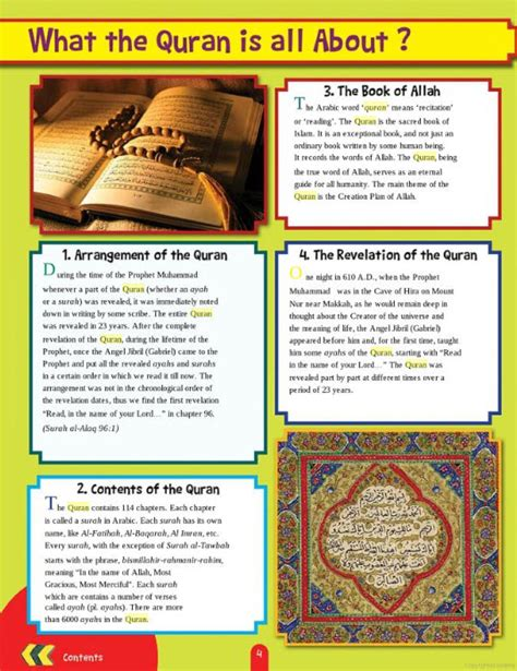 Terbaru Qur An Learning Qur An For Children awesome quran facts for a colourful reference guide pb simplyislam
