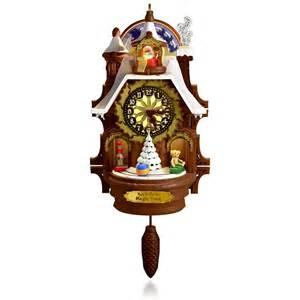 2015 santa s magic cuckoo clock hallmark keepsake ornament
