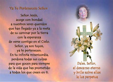 oracion para novenario de difuntos oraciones para difuntos para imprimir imagui
