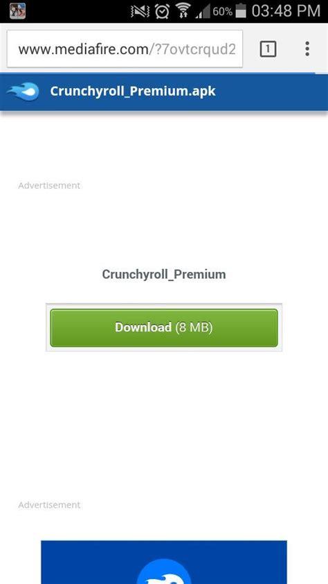 crunchyroll premium apk como descargar crunchyroll premium gratis anime amino