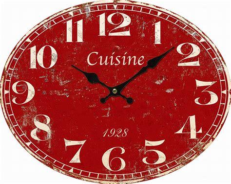 Pendule De Cuisine Originale 4477 by Horloge Balance En Zinc De Chez Antic Line Idale Pour Une