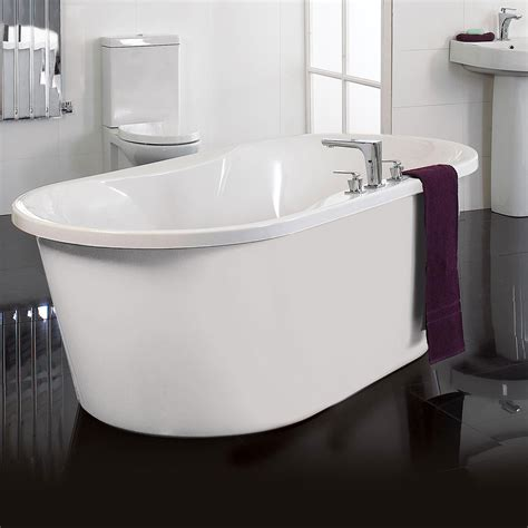 bathtubs phoenix phoenix venice freestanding bath with white surround venwh