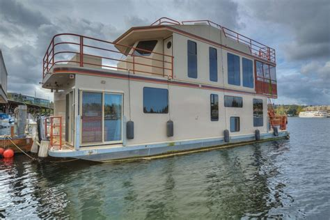 Limbo Amazing Houseboat Fabulous Location Lake Union Living