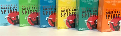 american spirit colors and flavors american spirit cigarettes are not what they