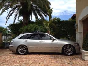 Lexus Is Wagon Fl Fs 2002 Lexus Is300 Sportcross Wagon Altezza Gita