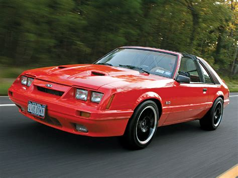 1986 Ford Mustang by 1986 Ford Mustang Gt Mustangs Fast Fords Magazine