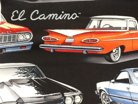 car upholstery material for sale el camino chevrolet sports car hot rod chevy retro muscle