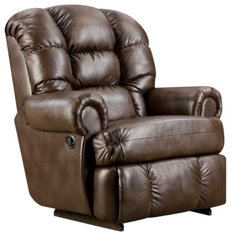 big and tall recliners big and tall recliner contemporary recliner chairs