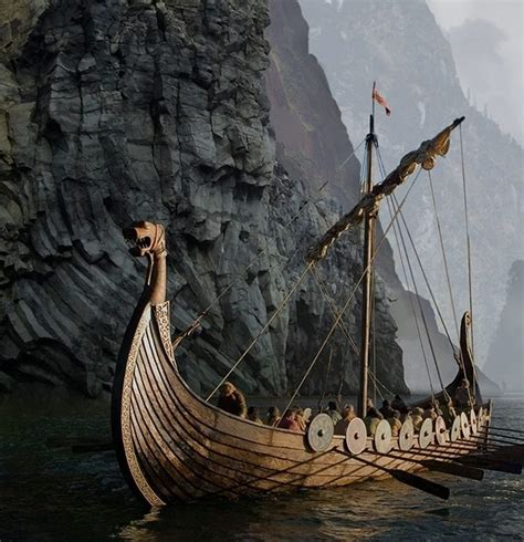 viking boat accessories viking drinking horn vessels and accessories vikings