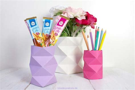 easy origami vase 40 best diy origami projects to keep your entertained today