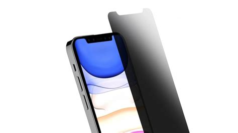 buy cygnett privateshield tempered glass privacy screen