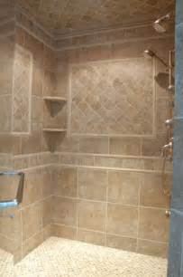 Custom tiled shower by beres construction co