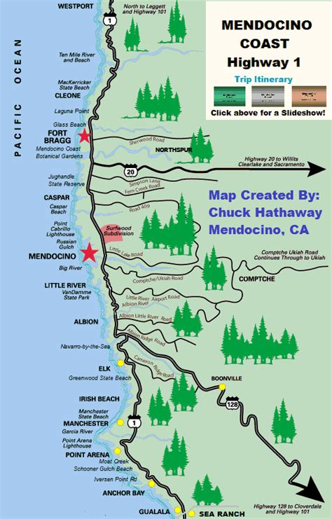 california map mendocino county california point arena ca map foto 2017
