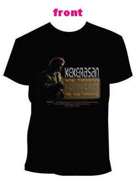 Iwan Fals Tshirt keseimbangan oi raya collections t shirts design