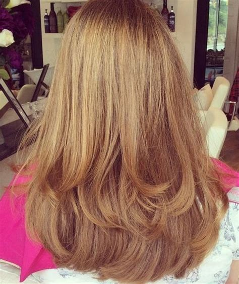 light copper hair color 40 hair color ideas with balayage highlights