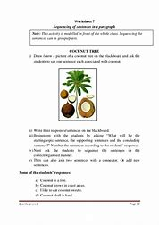 Image result for kids essay on coconut tree in hindi