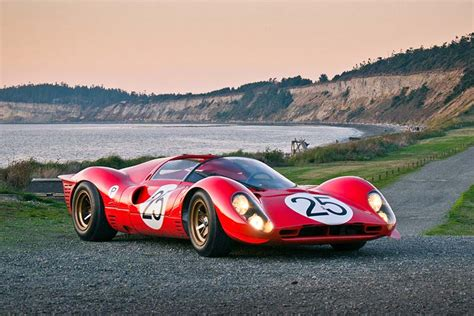 ferrari classic race car five incredible recreations of unobtanium historic race