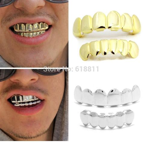 jewelry stores that make grillz 2018 teeth jewelry eco hiphop removable 14k gold plated