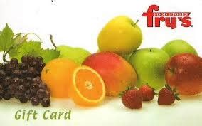Frys Gift Card - fry s food gift card buya