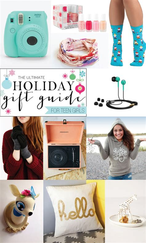 ultimate holiday gift guide for teen girls flamingo toes