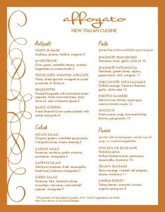 italian restaurant menu templates sle italian menu italian menus