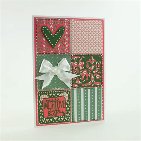 Patchwork Cards - tonic patchwork perfections cards already