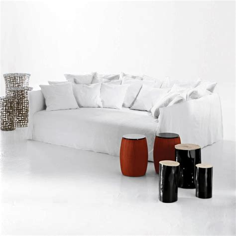 kissenbezüge 80x80 sofa ghost 16 sofa gervasoni ambientedirect