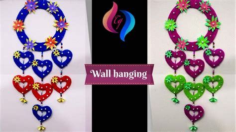 craft items from waste material for wall hanging craft ideas how to make craft items from