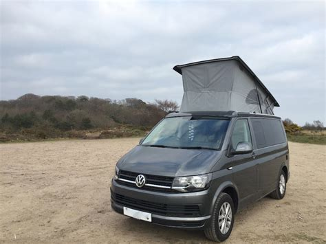 volkswagen california t6 vw t6 california beach cervan in budleigh salterton