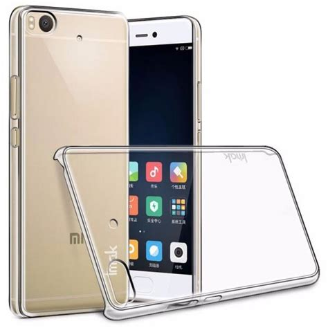 Hardcase Custom Casing Xiaomi Mi5s Totti 1 imak 2 ultra thin for xiaomi mi5s transparent jakartanotebook