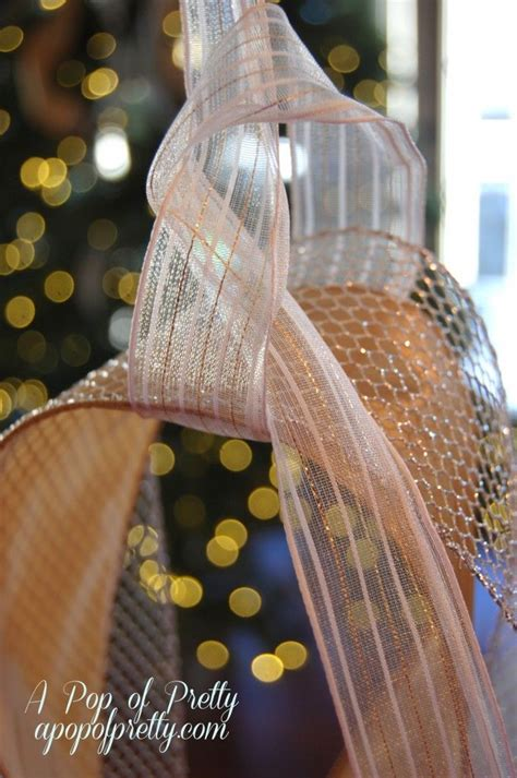 how much ribbon to decorate a 7 foot tree how to add ribbon to a tree the ribbon trees and decorating tips