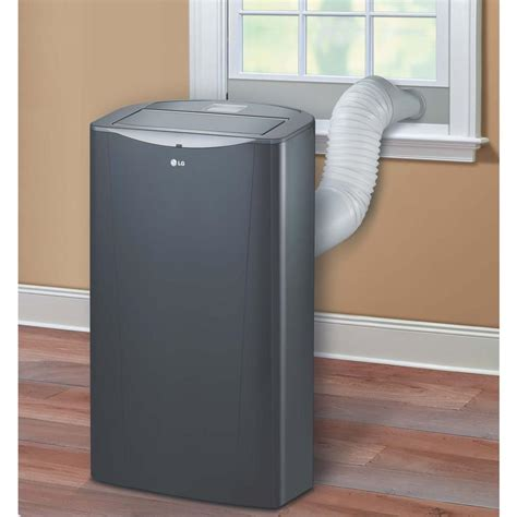 LG 14,000 BTU Portable Air Conditioner & Dehumidifier Remote cool 500 sq ft 48231376587   eBay