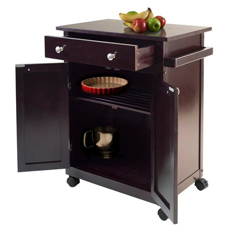 amazon kitchen amazon com winsome savannah kitchen cart bar serving