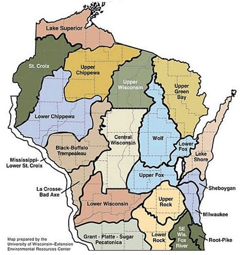 Address Search Wisconsin How To Find Your Watershed Address And Why Digging In The Driftless