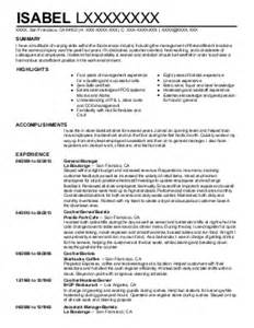 pizza maker resume exle ceasers victorville