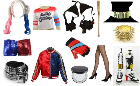 harley quinn in squad costume diy guides for