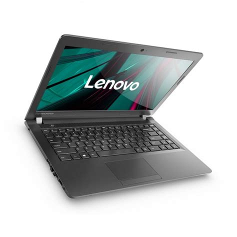 Laptop Lenovo N2840 laptop lenovo ideapad 100 15iby intel celeron n2840 2 16hz ram 2gb hdd 500gb dvd 15 6 quot hd