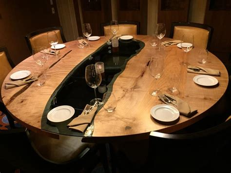 live edge dining room portfolio includes dining tables and