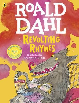 what colour paper did roald dahl write on revolting rhymes colour edition roald dahl quentin