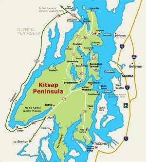 kitsap peninsula favorite places