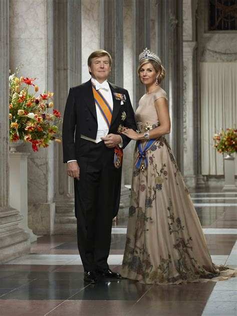 huis willem alexander en maxima nieuwe staatsiefoto s koning willem alexander en koningin