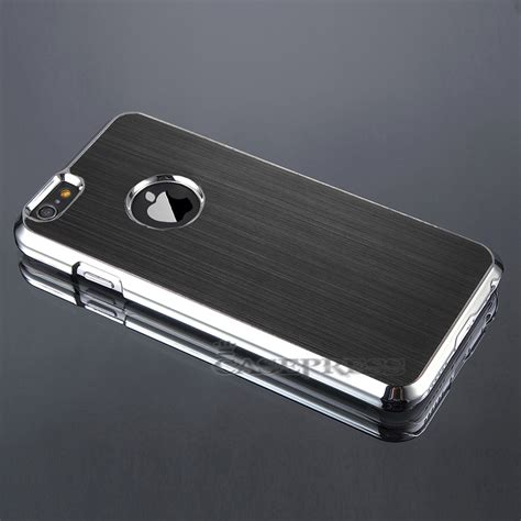 Promo Bumper Ultrathin Iphone 6 Plus aluminum ultra thin metal bumper cover skin for apple iphone 6 6 plus ebay