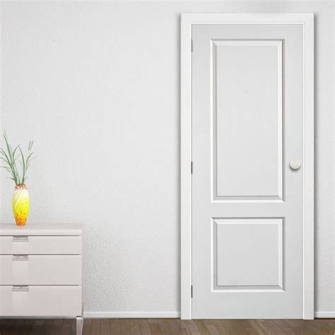 2 panel white interior doors caprice 2 panel door with white primed woodgrained effect