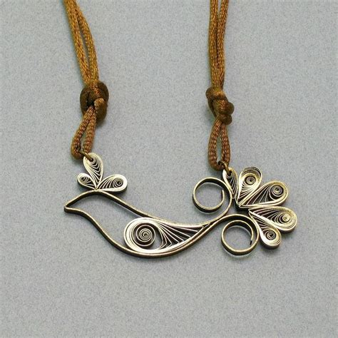 quilled jewelry tutorials step by step 17 best images about filigree on quilling