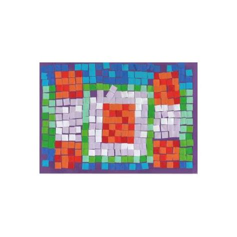 pattern paper substitute teaching mosaic making to kids a substitute art lesson plan