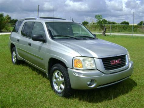 transmission control 2005 gmc envoy xuv regenerative braking purchase used 2005 gmc envoy xuv in homestead florida