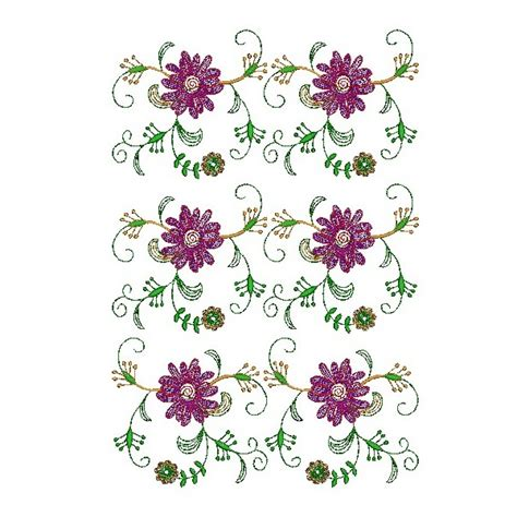 design flower nice nice flower embroidery designs embroideryshristi