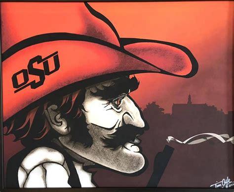 pistol pete osu cowboys oklahoma state football