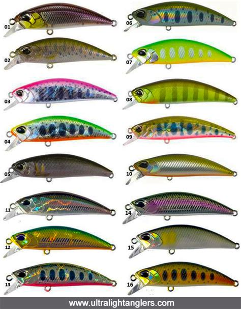 Lure Duo Spearhead 60s duo spearhead ryuki 60s sinking lure ultralight fishing tips and tricks for ultralight anglers
