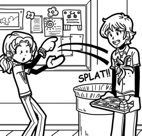 Fight Sad With This Dorky Look by Image Why Brandon Was Sad Jpg Dork Diaries Wiki